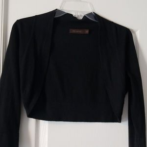 Black small shrug from the Limited